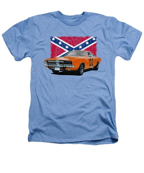 General Lee Rebel Heathers T-Shirt