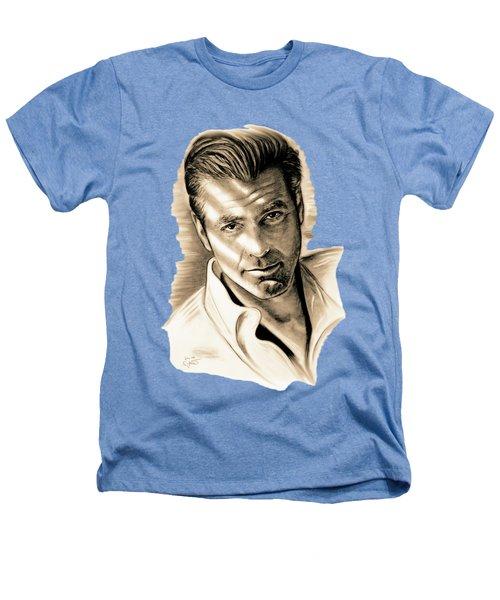 George Clooney Heathers T-Shirt by Gitta Glaeser
