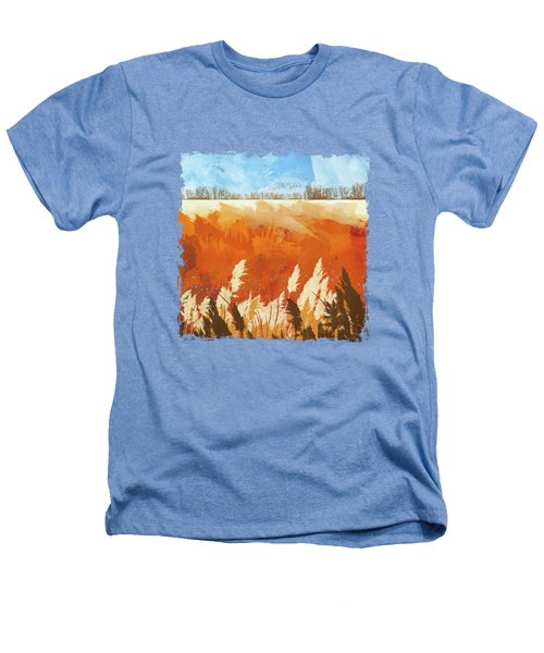 Golden Afternoon Heathers T-Shirt