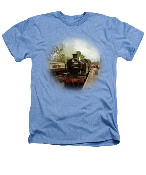 Goliath The Engine And Anna On Transparent Background Heathers T-Shirt by Terri Waters