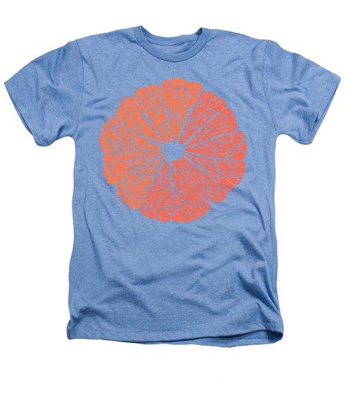 Grapefruit To Suit Heathers T-Shirt