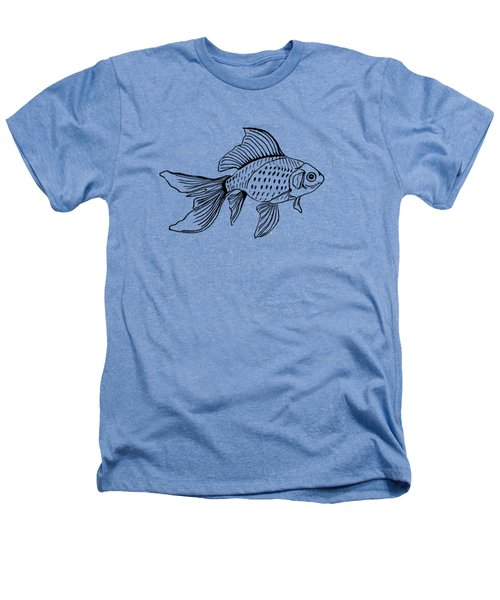 Graphic Fish Heathers T-Shirt