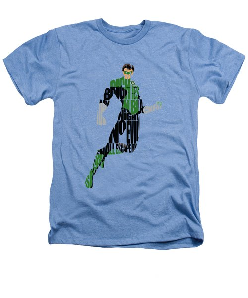 Green Lantern Heathers T-Shirt