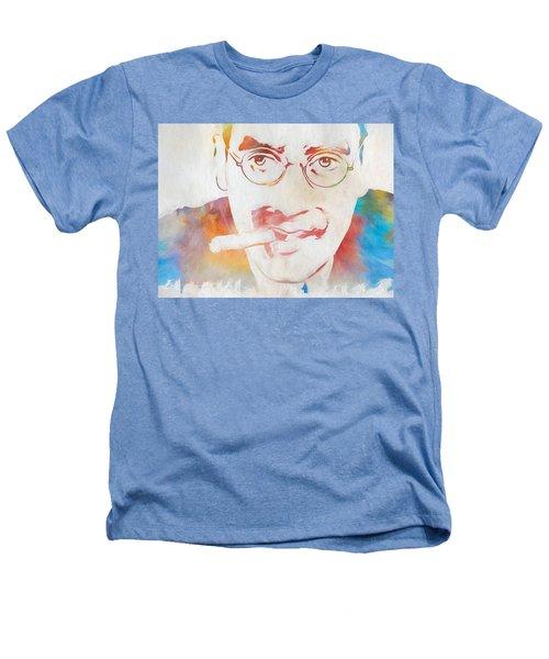 Groucho Marx Heathers T-Shirt