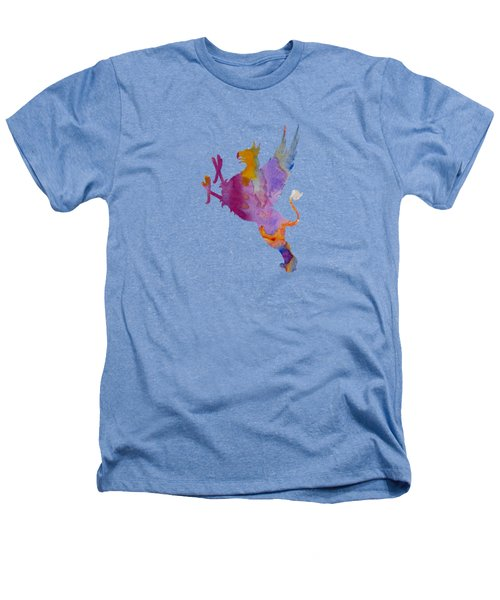 Gryphon Heathers T-Shirt by Mordax Furittus
