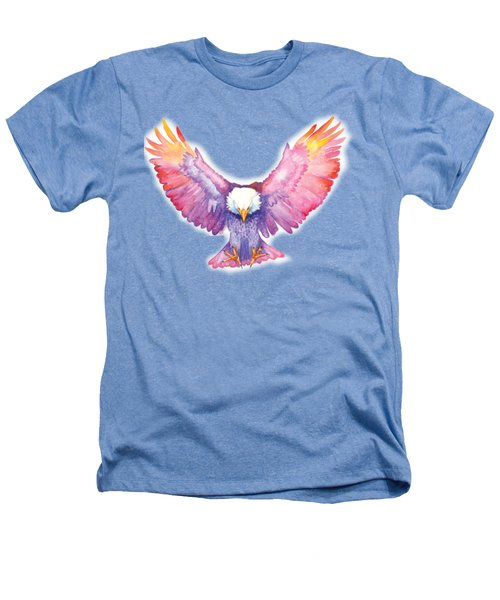 Healing Wings Heathers T-Shirt by Cindy Elsharouni