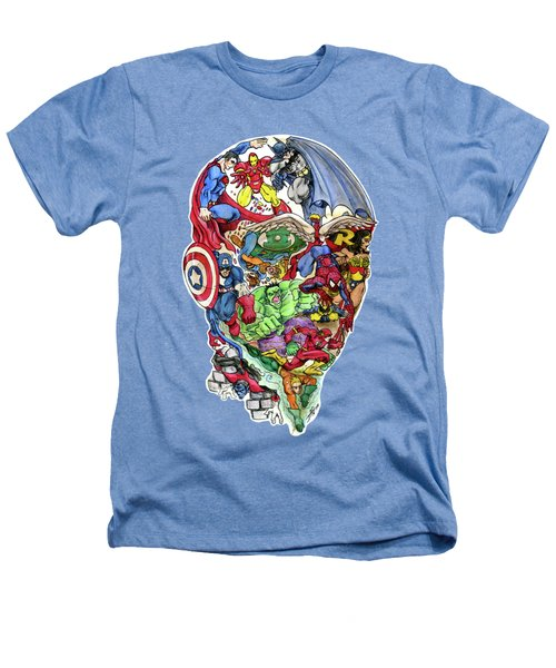 Heroic Mind Heathers T-Shirt