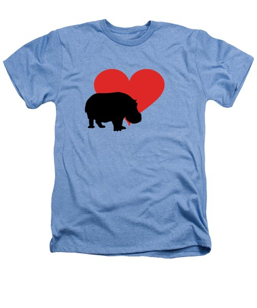 Hippopotamus Heathers T-Shirt by Mordax Furittus