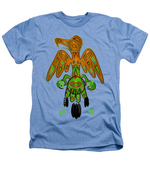 Imprint Native American Heathers T-Shirt by Sharon and Renee Lozen