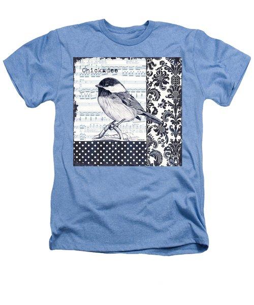 Indigo Vintage Songbird 2 Heathers T-Shirt