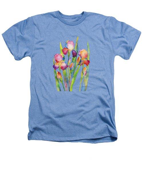 Iris Elegance Heathers T-Shirt