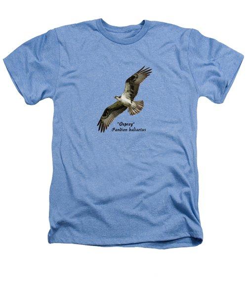 Isolated Osprey 2017-1 Heathers T-Shirt