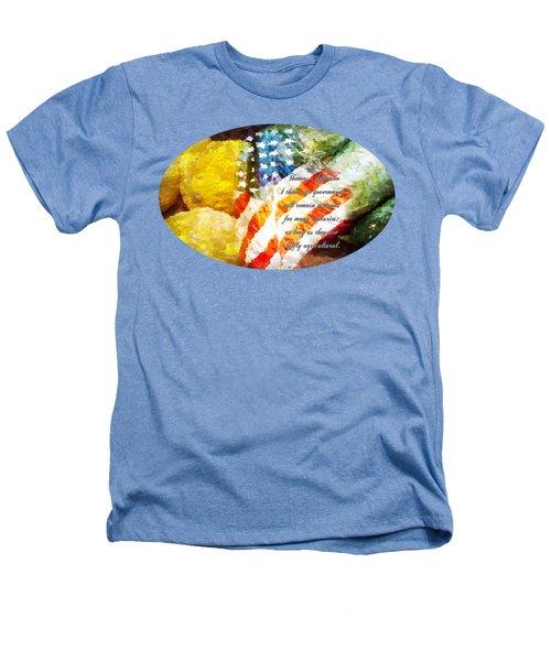 Jefferson's Farm Heathers T-Shirt by Anita Faye