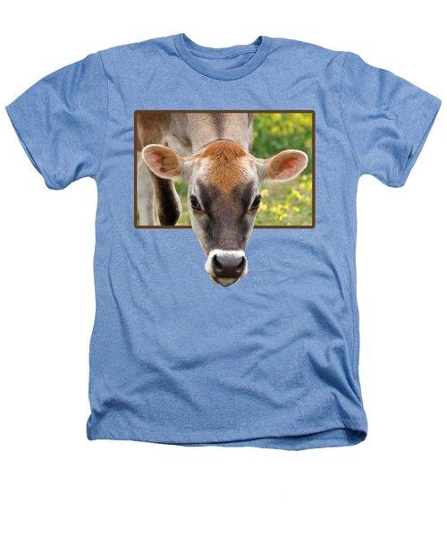 Jersey Fields Of Gold Heathers T-Shirt