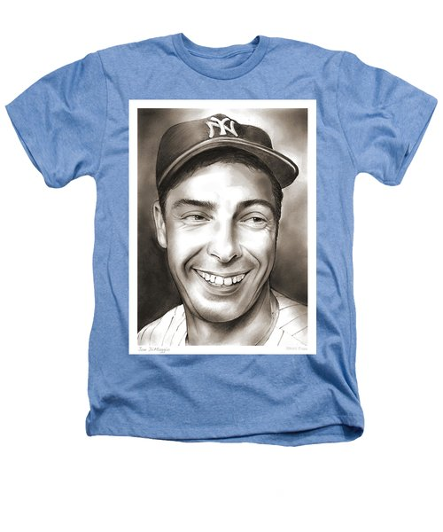 Joe Dimaggio Heathers T-Shirt