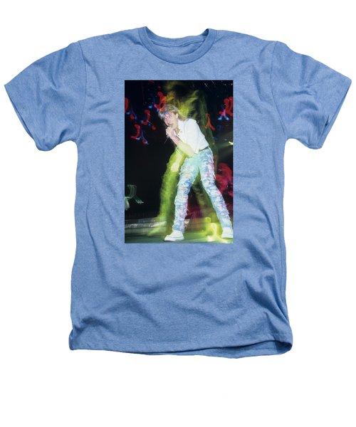 Joe Elliott Of Def Leppard Heathers T-Shirt by Rich Fuscia