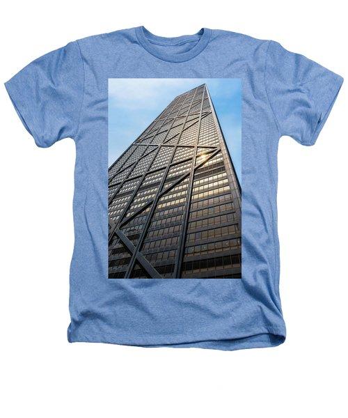 John Hancock Center Chicago Heathers T-Shirt