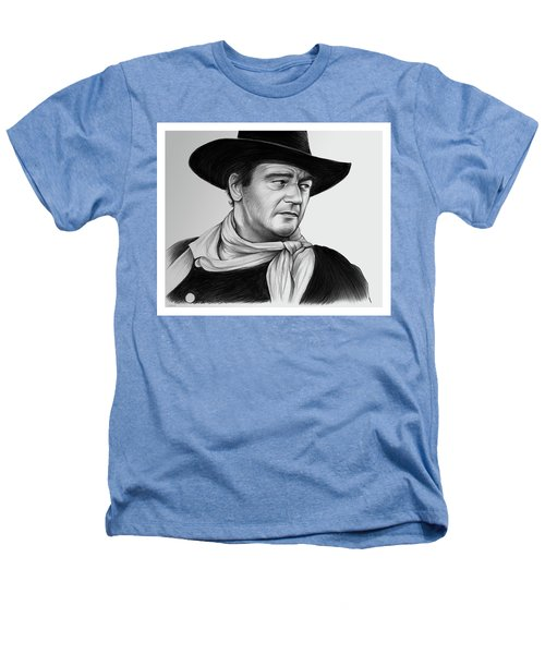 John Wayne 29jul17 Heathers T-Shirt