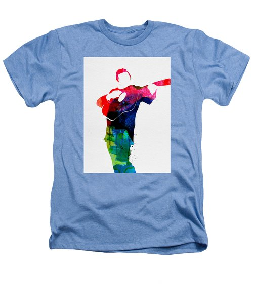 Johnny Watercolor Heathers T-Shirt