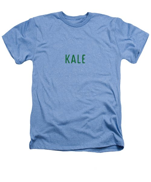 Kale Heathers T-Shirt by Cortney Herron