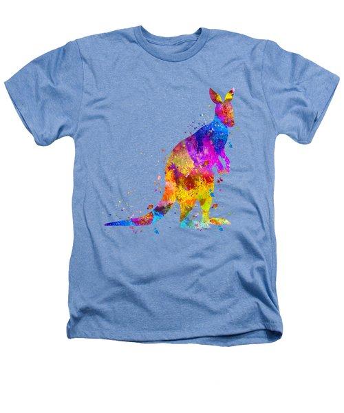 Kangaroo Art Heathers T-Shirt