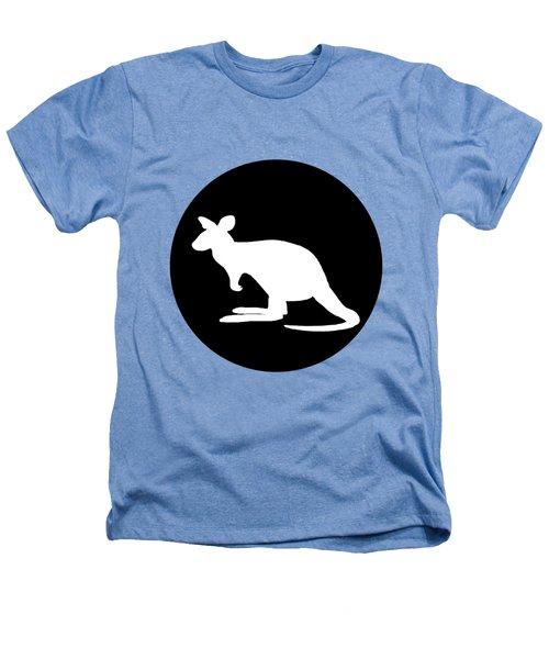 Kangaroo  Heathers T-Shirt by Mordax Furittus