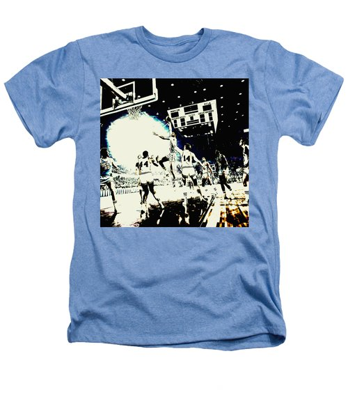 Kareem Skyhook Heathers T-Shirt