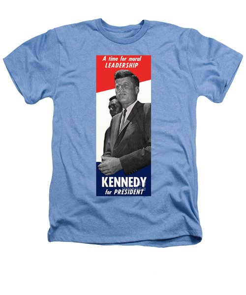 Kenndy For President Heathers T-Shirt