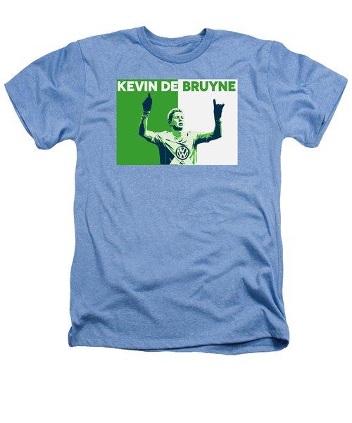 Kevin De Bruyne Heathers T-Shirt by Semih Yurdabak