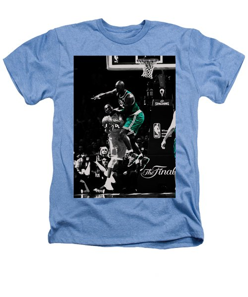 Kevin Garnett Not In Here Heathers T-Shirt by Brian Reaves