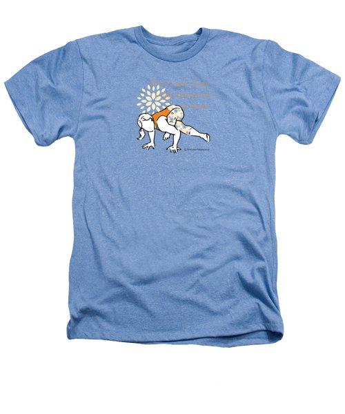 Knot Pose Heathers T-Shirt