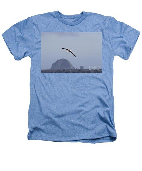 Laysan Albatross Heathers T-Shirt