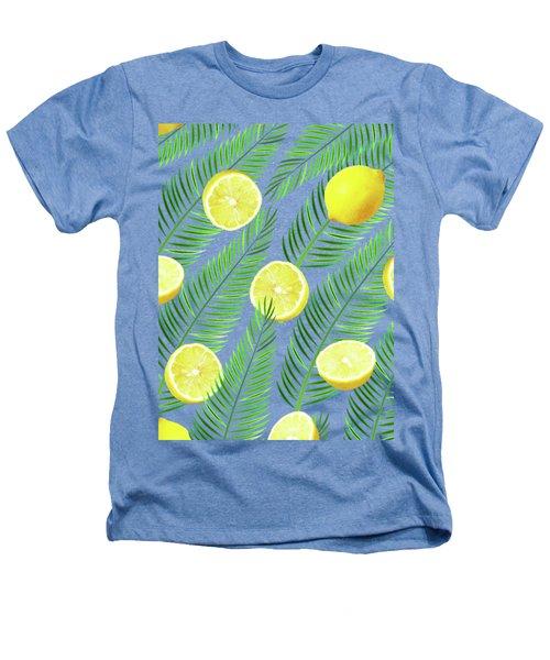 Lemons Heathers T-Shirt by Uma Gokhale