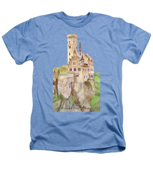 Lichtenstein Castle Heathers T-Shirt