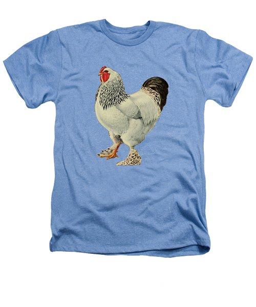 Light Brahmas Rooster Heathers T-Shirt