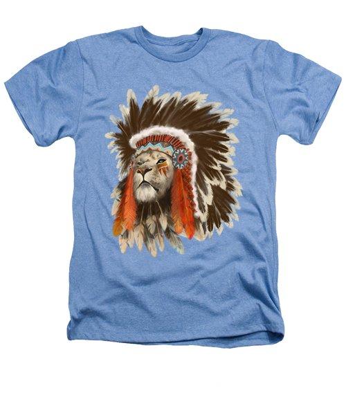 Lion Chief Heathers T-Shirt