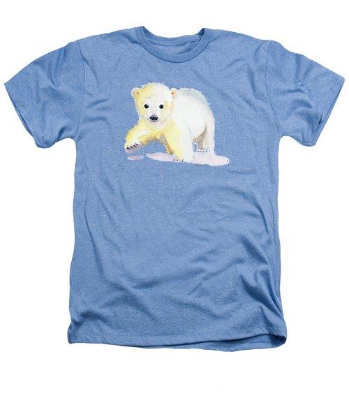 Little Polar Bear Heathers T-Shirt