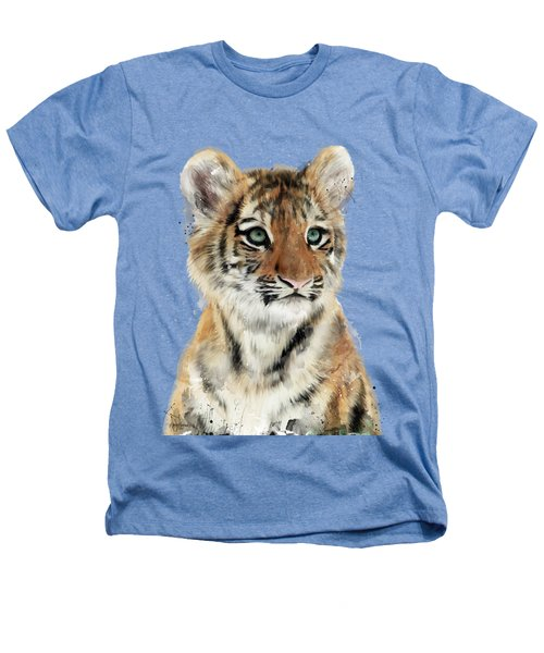 Little Tiger Heathers T-Shirt by Amy Hamilton