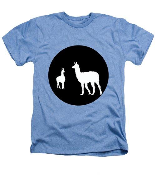 Llamas Heathers T-Shirt