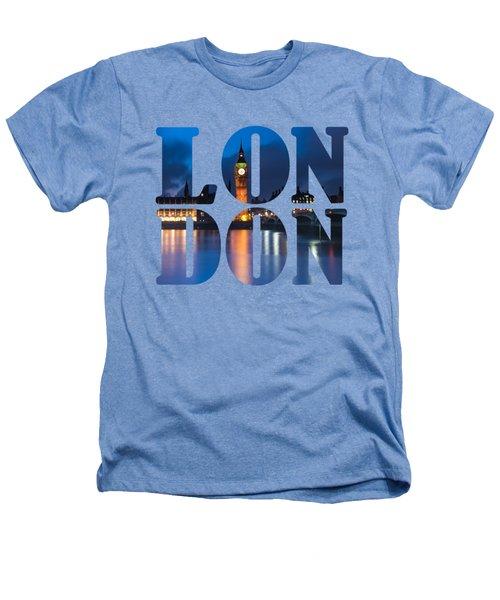 London Letters Heathers T-Shirt by Matt Malloy