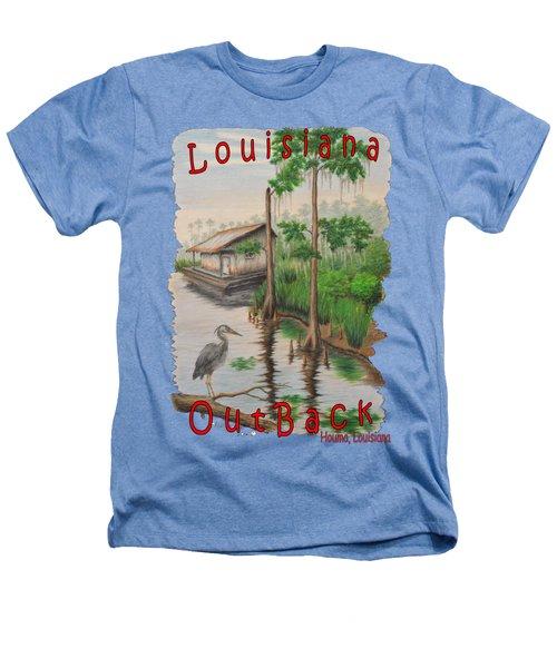 Louisiana Outback Heathers T-Shirt