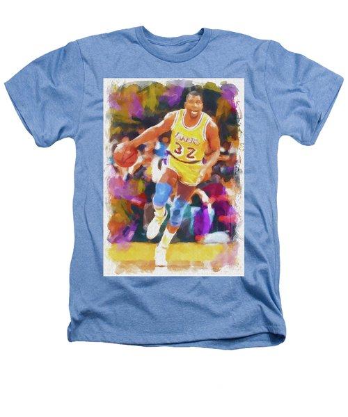Magic Johnson Heathers T-Shirt