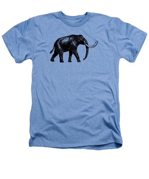 Mammoth Tee Heathers T-Shirt by Edward Fielding
