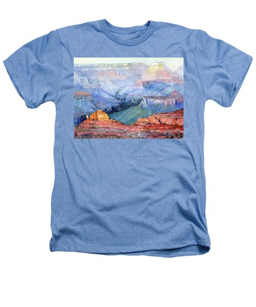 Many Hues Heathers T-Shirt