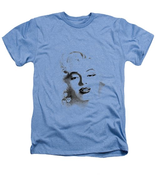 Marilyn  Heathers T-Shirt by John Barnard