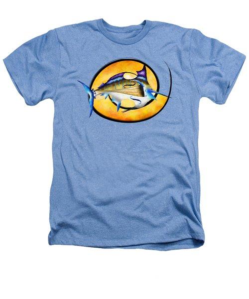 Marlinissos V1 - Violinfish Without Back Heathers T-Shirt