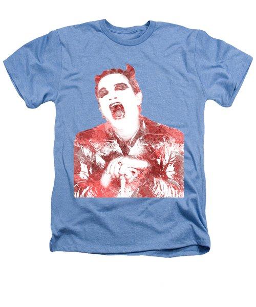 Mcphisto Red Heathers T-Shirt