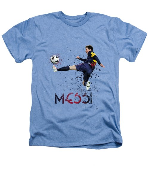 Messi Heathers T-Shirt by Armaan Sandhu