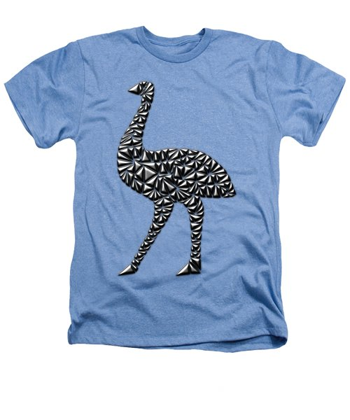 Metallic Emu Heathers T-Shirt