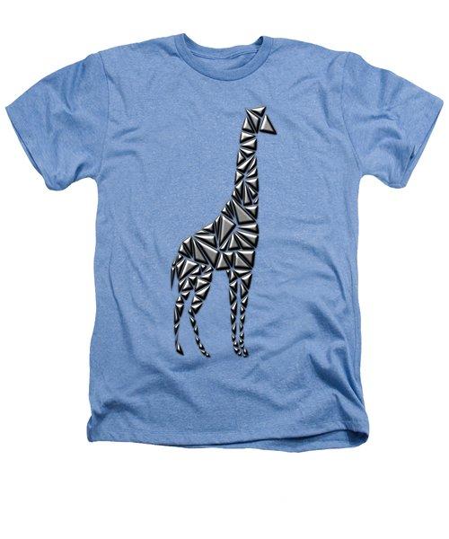 Metallic Giraffe Heathers T-Shirt
